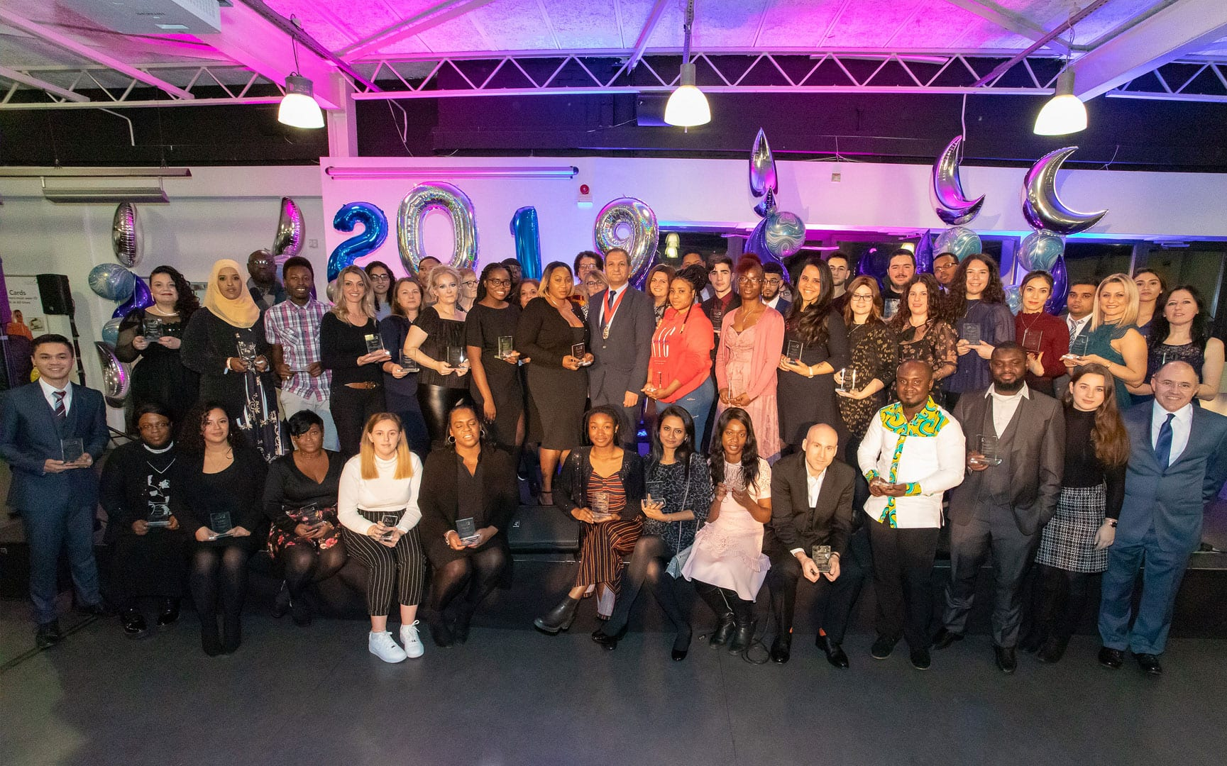 Award Winners at CONEL Excellence Awards 2019
