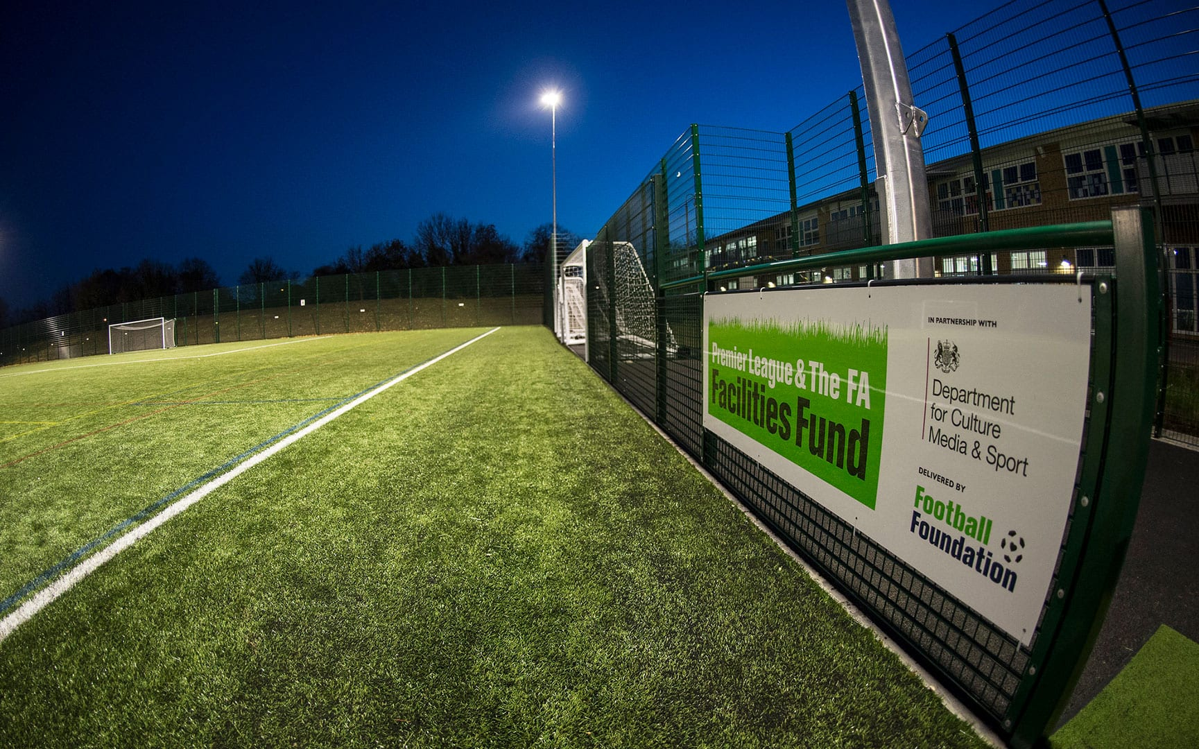 3g Sports Pitch, Enfield Centre