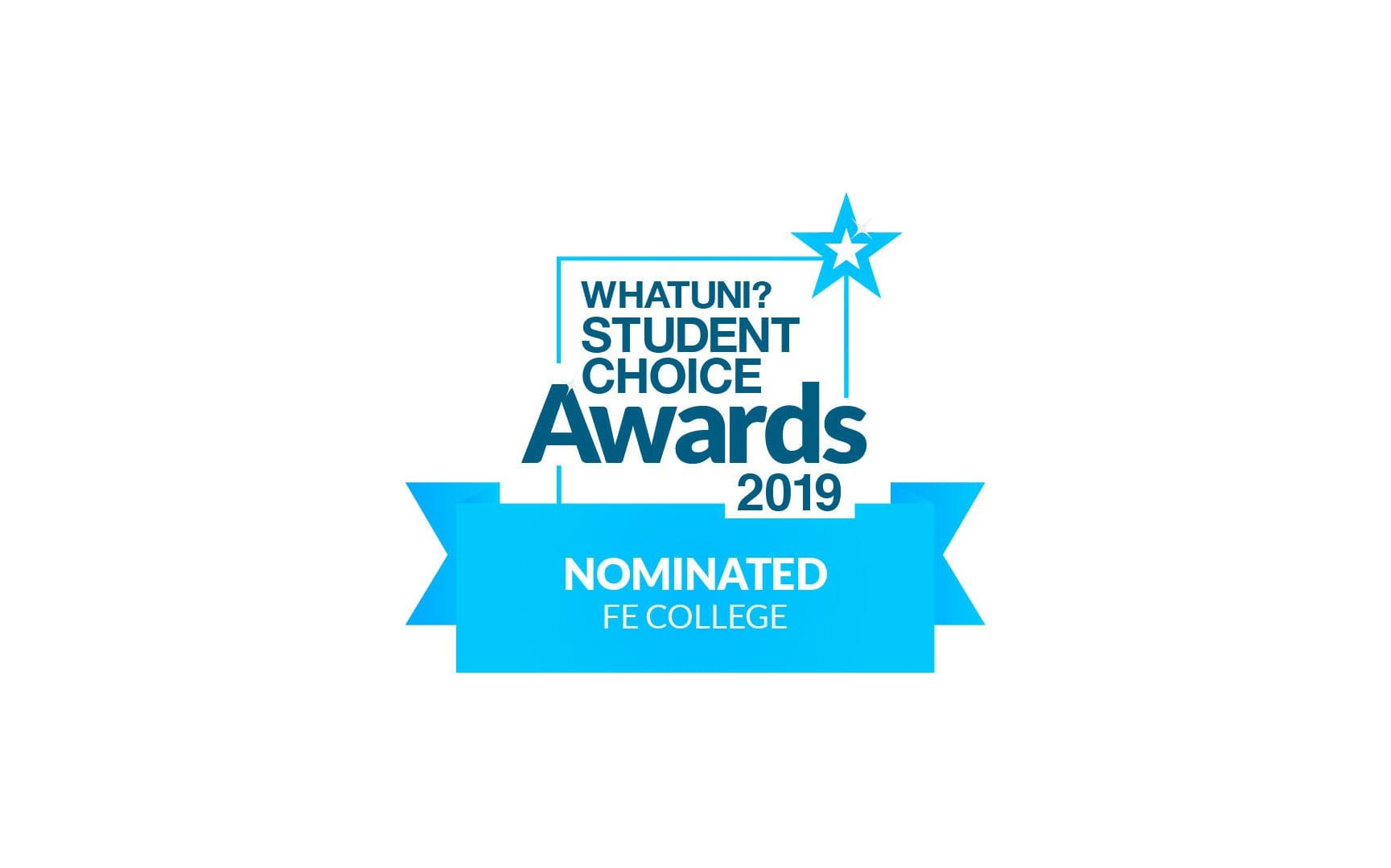 WhatUni Student Choice Awards 2019